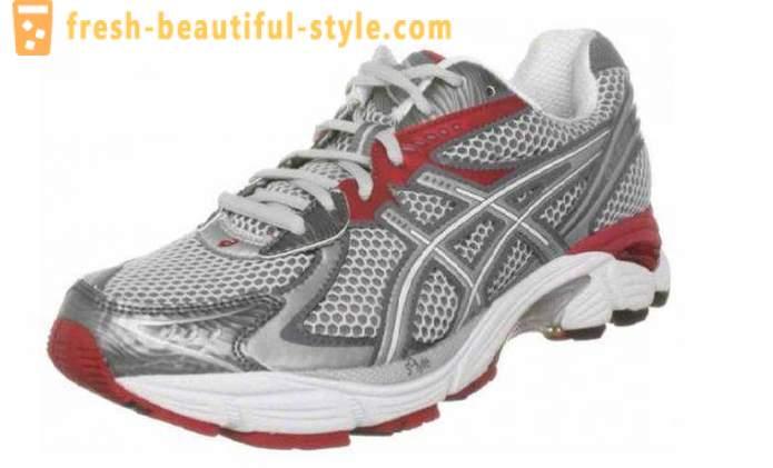 Størrelse chart sko til foretrukne mandlige